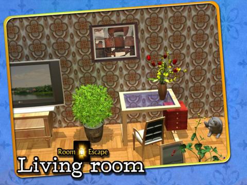 Doors & Rooms - The Living Room