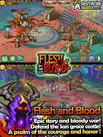 Flesh & Blood - Attack on Orc