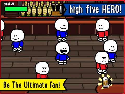 High Five HERO!