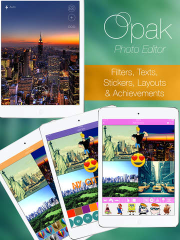 Opak - Photo Editor