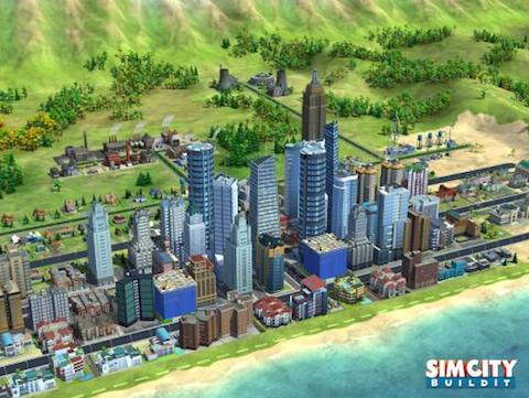 SimCity Buildit 3