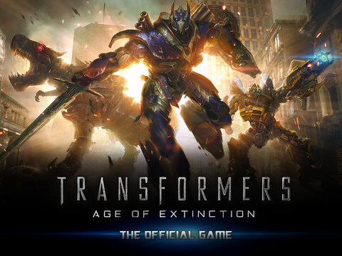 TRANSFORMERS- AGE OF EXTINCTION - The Official Game