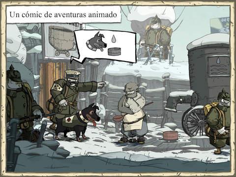 Valiant Hearts- The Great War