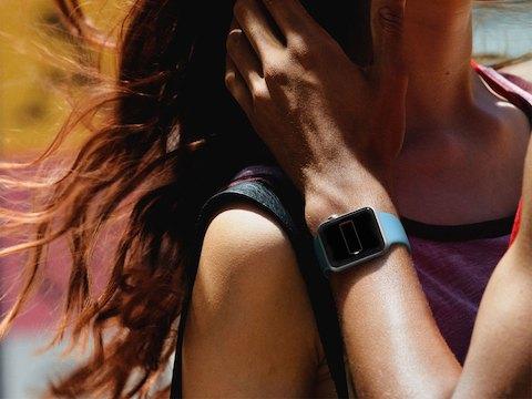 apple watch batería