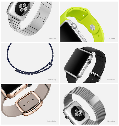 apple watch correas disponibles 2