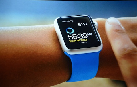 apple watch fitness correr