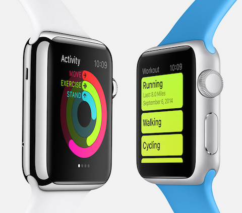 apple watch fitness y workout