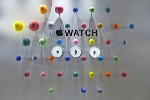 apple watch paris 1