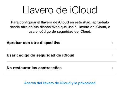 configurar iPad 10