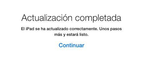 configurar iPad 4