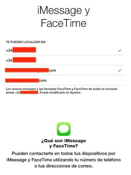 configurar iPad 8