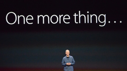 one more thing apple watch