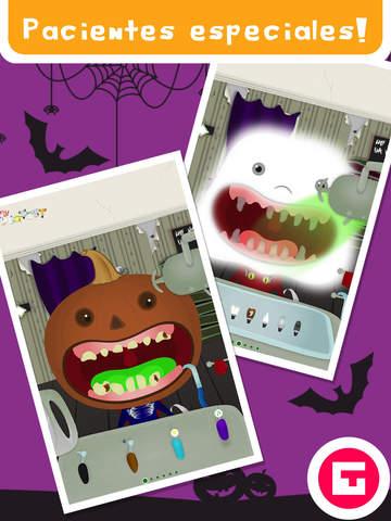 Dentista Pequeña De Halloween