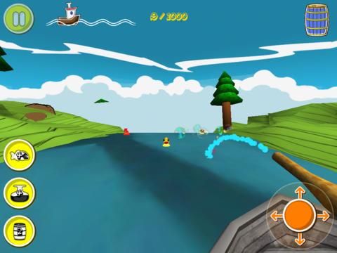 Duck Splash - Hero of the Yellow Ducks