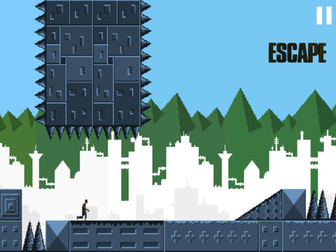 Escape- the run