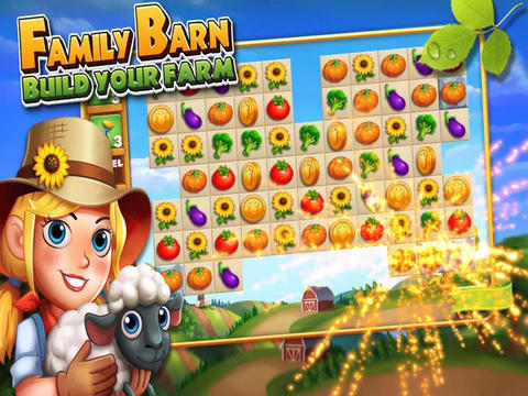 Family Barn Build Your Farm