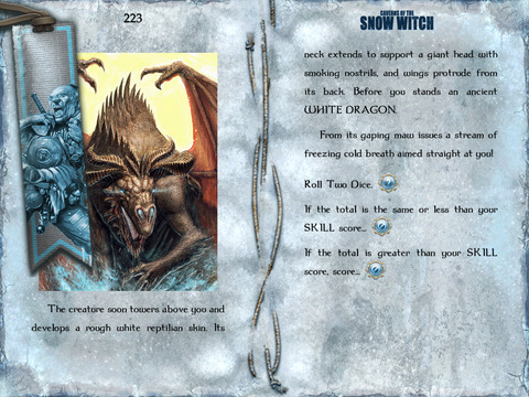 Fighting Fantasy- Caverns of the Snow Witch