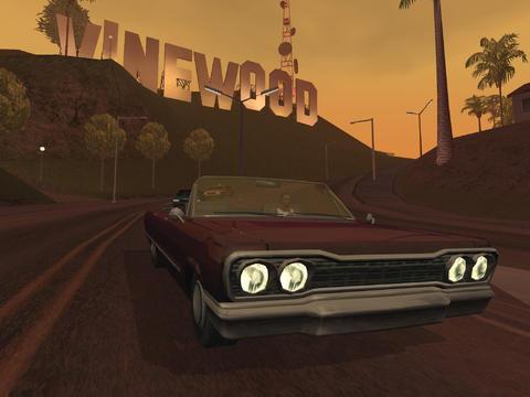 Grand Theft Auto- San Andreas