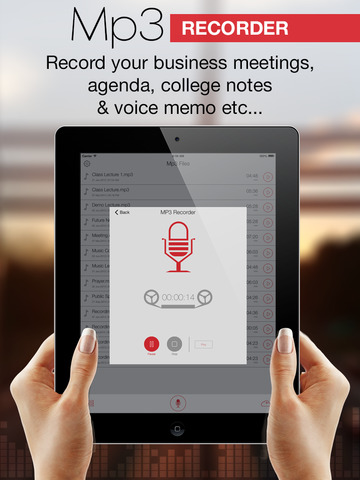 Mp3 Audio Recorder Pro