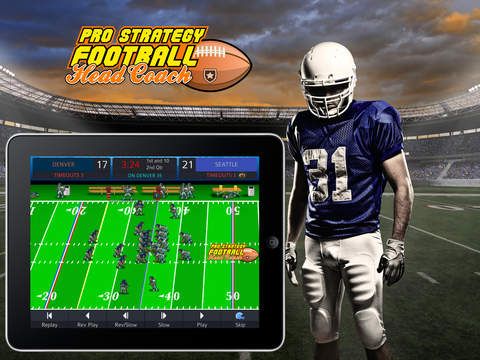 Pro Strategy Football 2014
