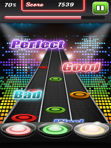 Rock Star - Best Guitar Music Game