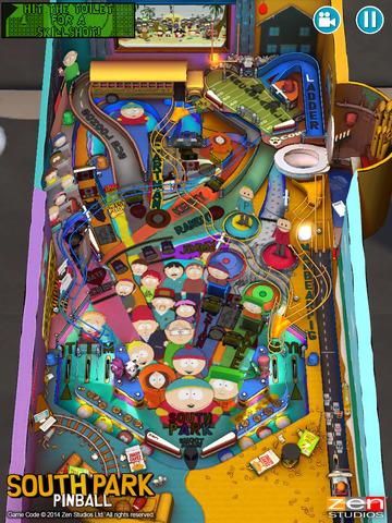 South Park™- Pinball