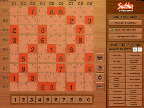 Sudoku Swiffer Pro