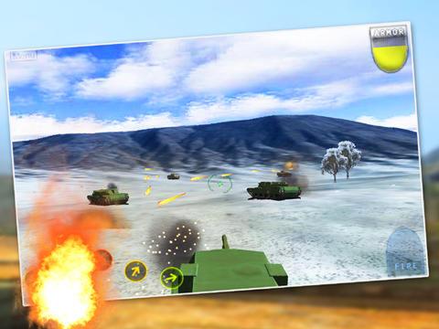 Tanks Battles