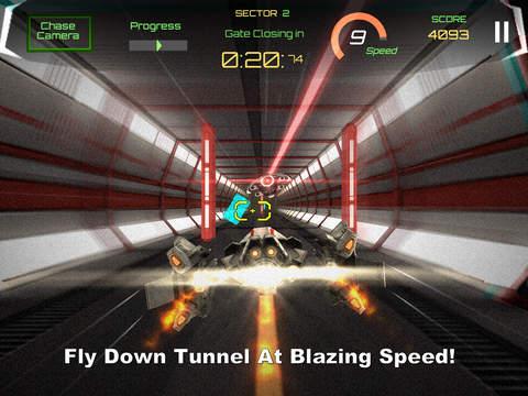 Tunnel Blazer