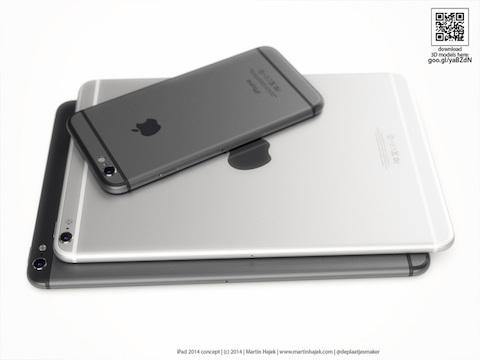 concepto iPad 1