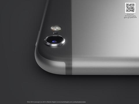 concepto iPad 10