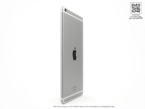 concepto iPad 11