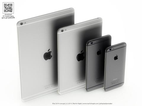 concepto iPad 12