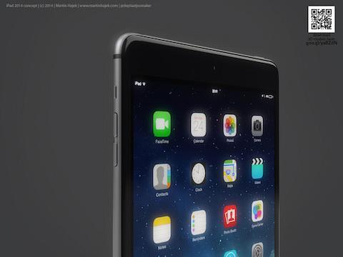 concepto iPad 2