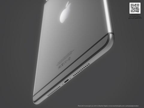 concepto iPad 7