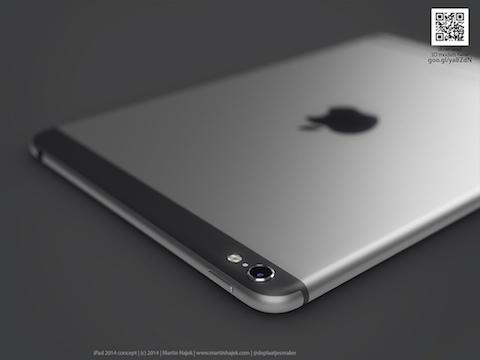 concepto iPad 8