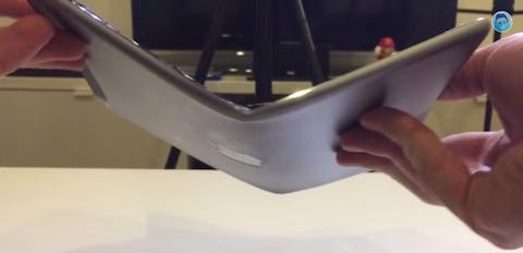 iPad Air roto