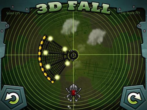 3D Fall Down