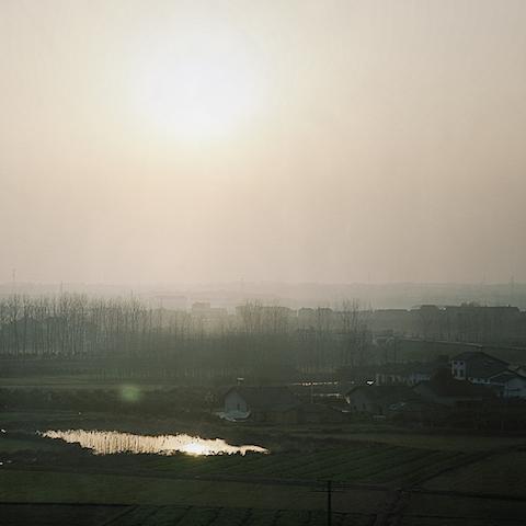 Atardecer en China, 480