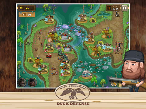 Duck Commander- Duck Defense