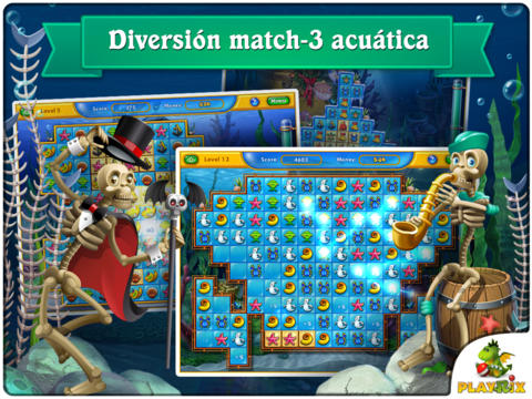 Fishdom- Seasons under the Sea HD (Premium)