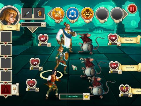 Heroes & Legends- Conquerors of Kolhar