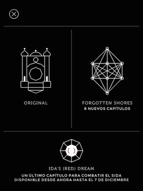 Monument Valley - Capítulos