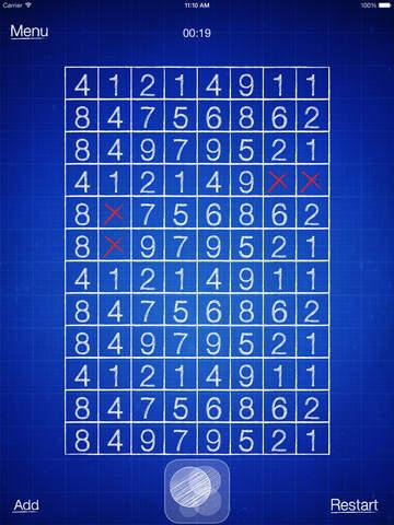 Número - Numbers puzzle - School game