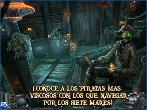 Nightmares from the Deep™- The Cursed Heart, Edición de coleccionista HD (Full)