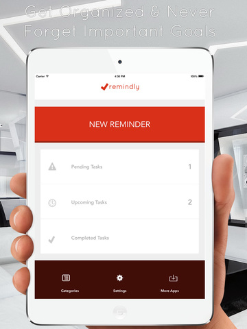 Remindly - Powerful Reminder & Todo Management