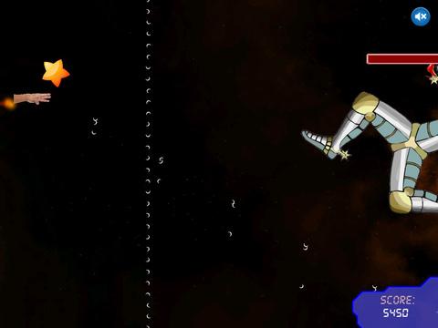 Space Hands (in space) Of Doom
