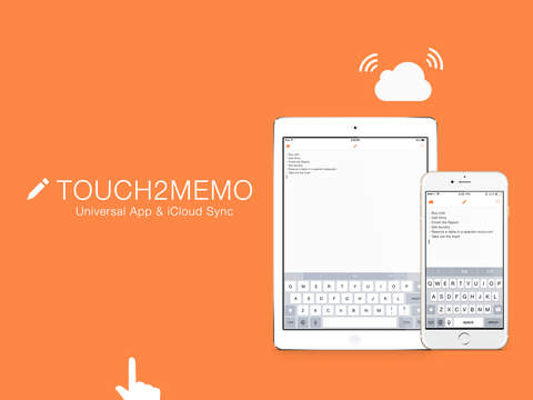 Touch2Memo