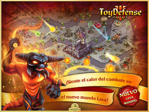 Toy Defense 3- Fantasy HD