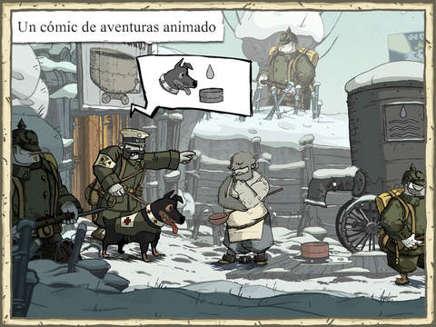 Valiant Hearts- The Great War